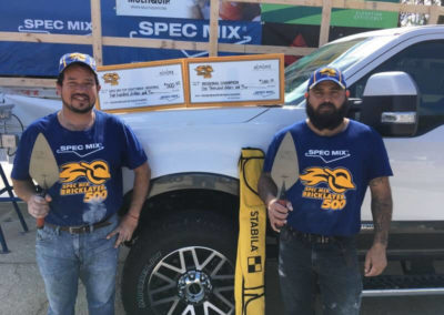 2018 SPEC MIX BRICKLAYER 500 South Texas Regional
