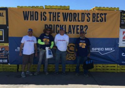 2018 SPEC MIX BRICKLAYER 500 Arizona Regional Series