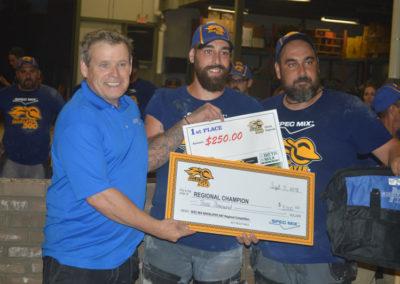 2018 SPEC MIX BRICKLAYER 500 Ontario Regional Series