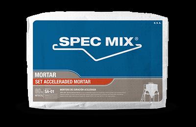 Set Accelerated Mortar | SPEC MIX