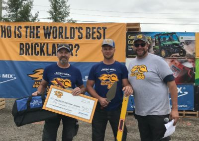 2nd Place and Top Craftsman Alberta